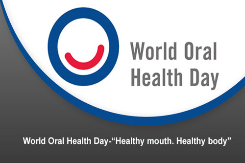 World Oral Health Day 2016