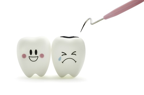 Tooth Plaque Removal